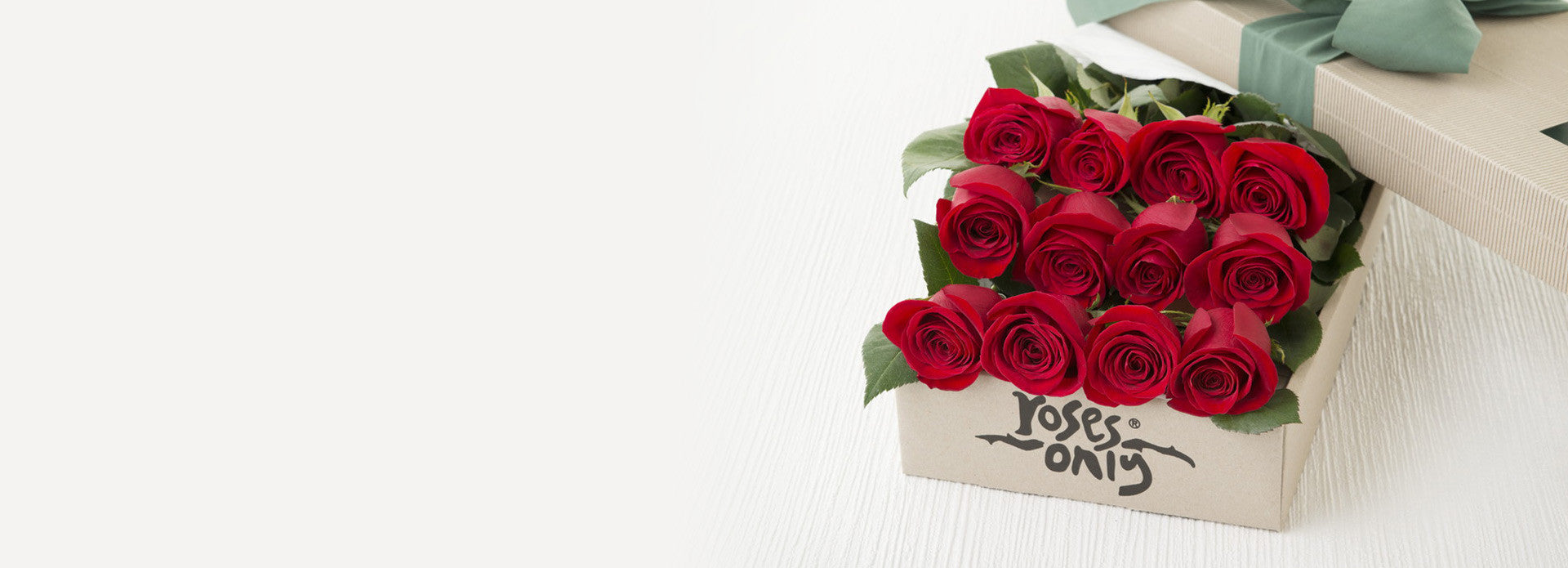 12 Red Roses Gift Box ($99.00)