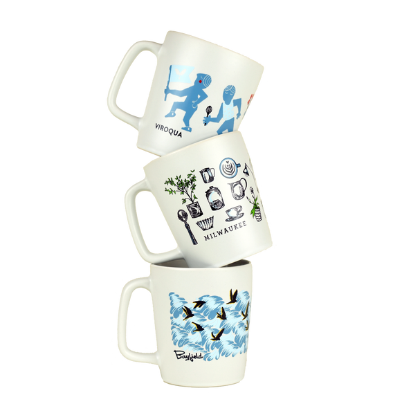 Hometown Mug Set