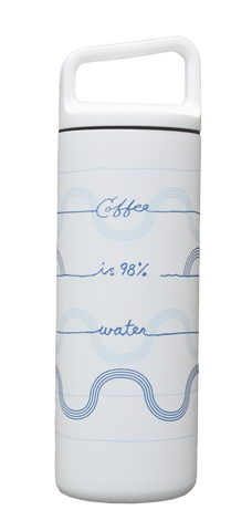 98% Water Wide Mouth Insulated Bottle