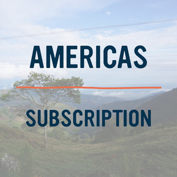 The Americas Coffee Subscription