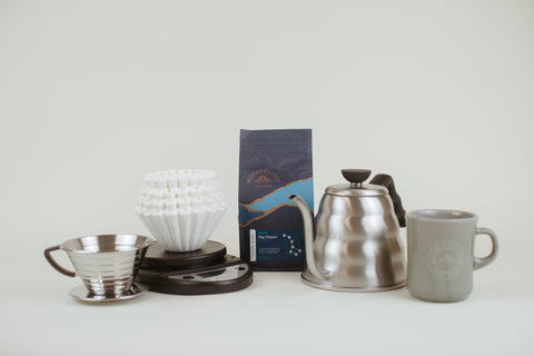 The Driftless Pourover Kit