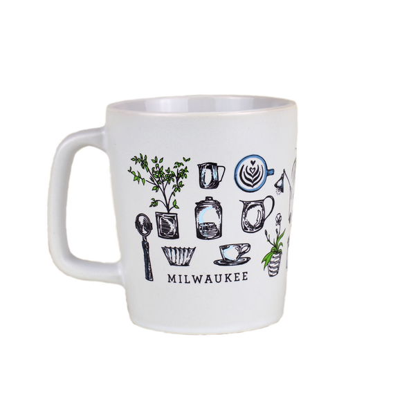 Milwaukee Hometown Mug