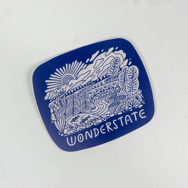 Wonderstate Sticker