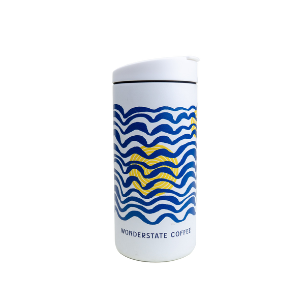 Wave Travel Tumbler