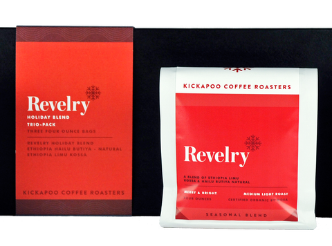 Organic Revelry Holiday Trio-Pack