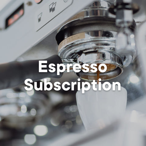 Espresso Subscription