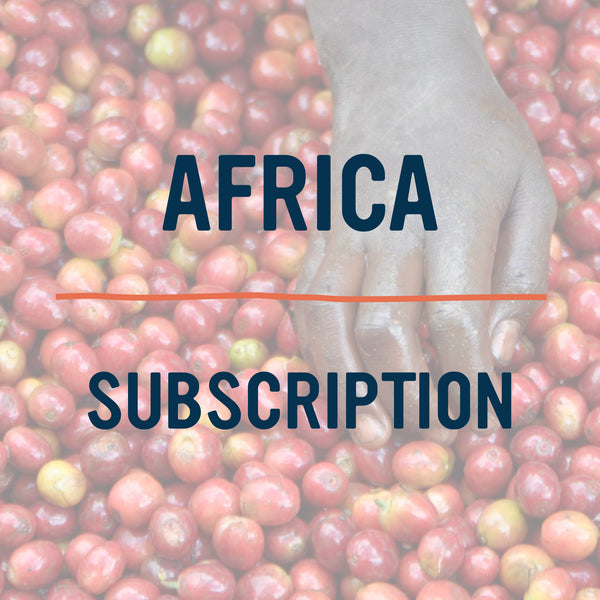 Single Origin Africa Subscription