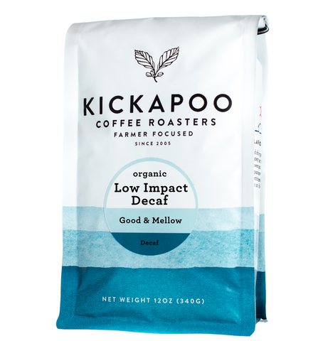 Organic Low Impact Decaf