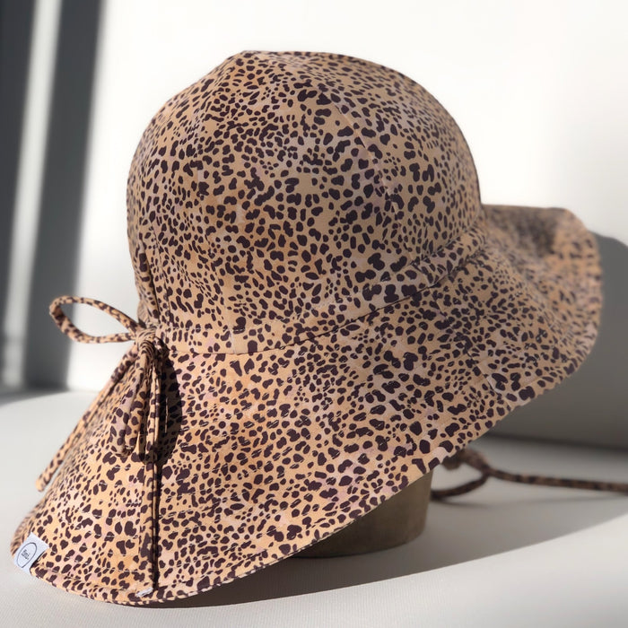 Floppy Hat | Leopard