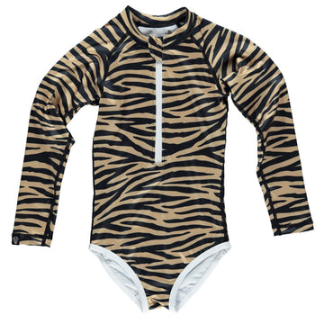 UPF50 Swimsuit | Tiger Shark