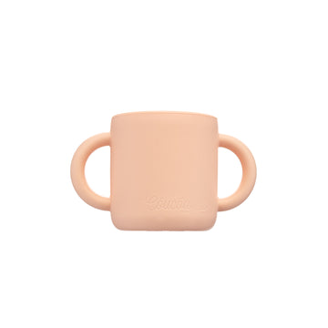 Silicone Training Cup | Peachy
