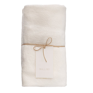 Teddy Changing Pad Cover | White