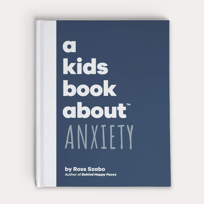 A Kids Book About | Anxiety