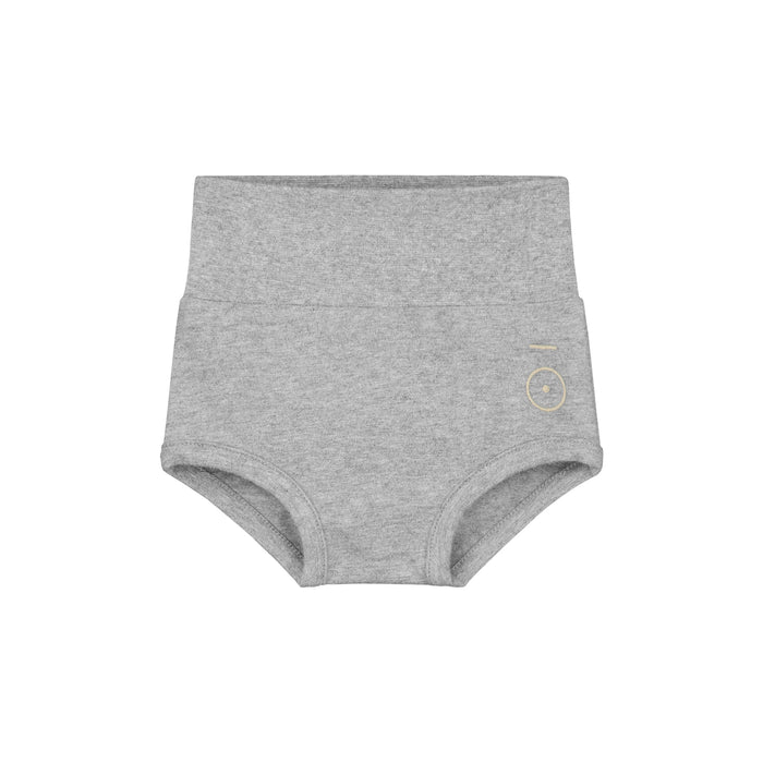 Baby Shorts | Grey Melange