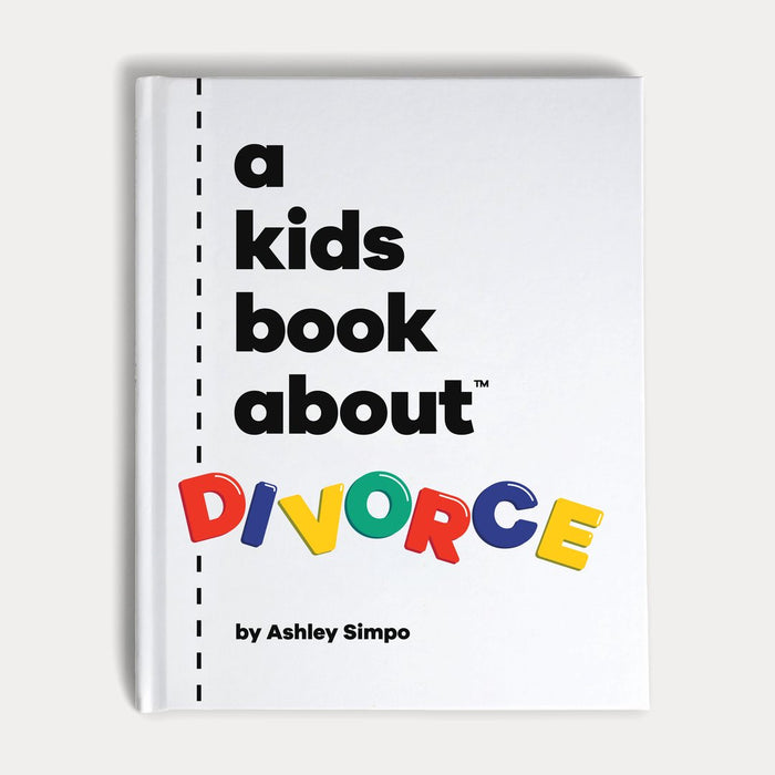 A Kids Book About | Divorce