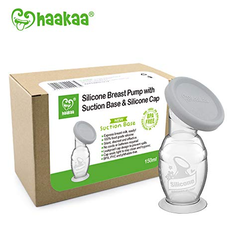 Silicone Breast Pump with Lid | 150ml