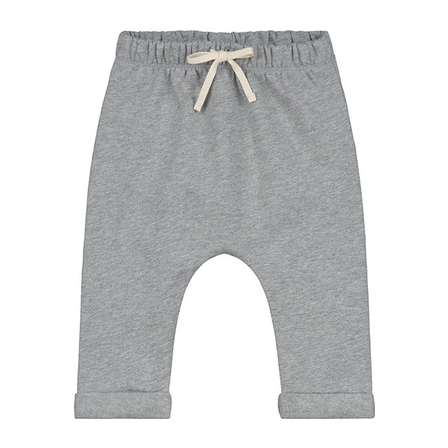 Baby Pants | Grey Melange
