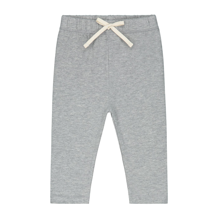 Baby Leggings | Grey Melange