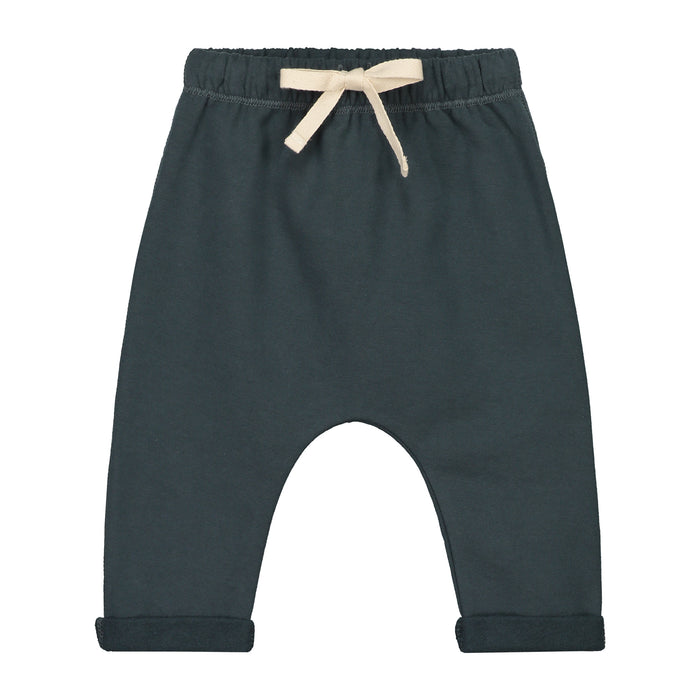 Baby Pants | Blue Grey