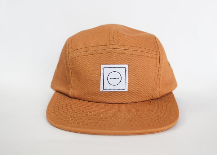 Cotton Five-Panel Hat | Harvest