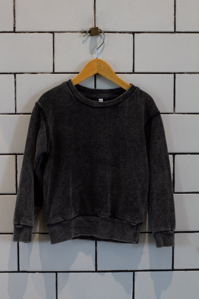Sweatshirt | Vintage Black