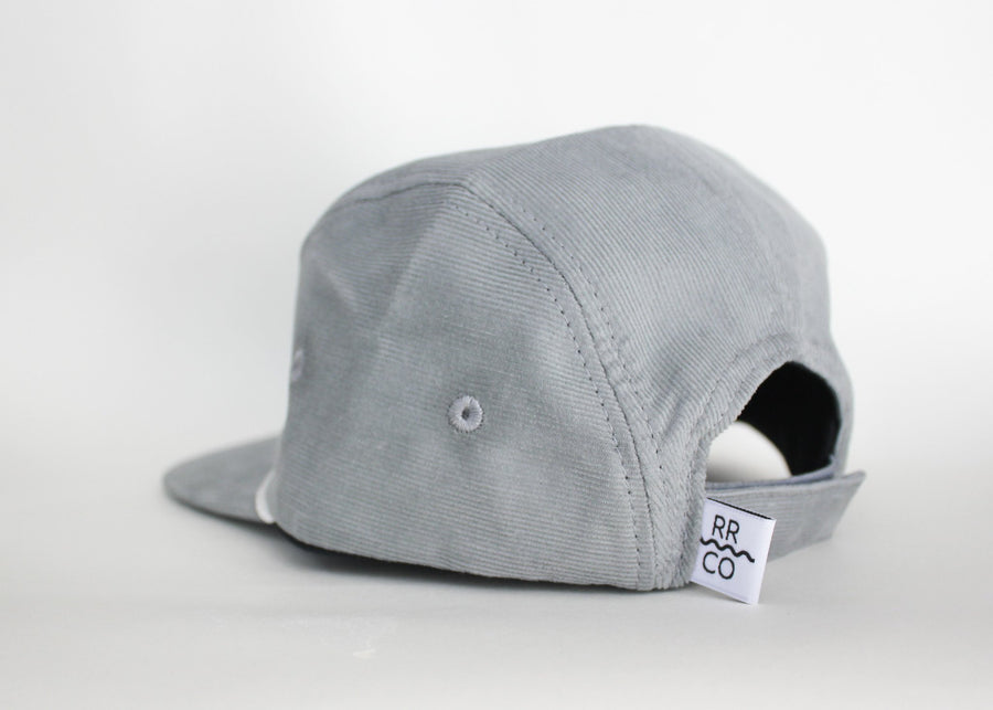 Corduroy Five-Panel Hat | Cloud