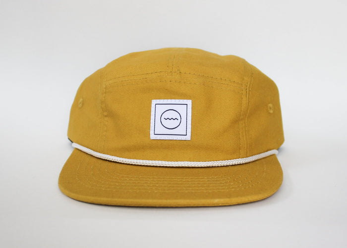 Cotton Five-Panel Hat | Sol