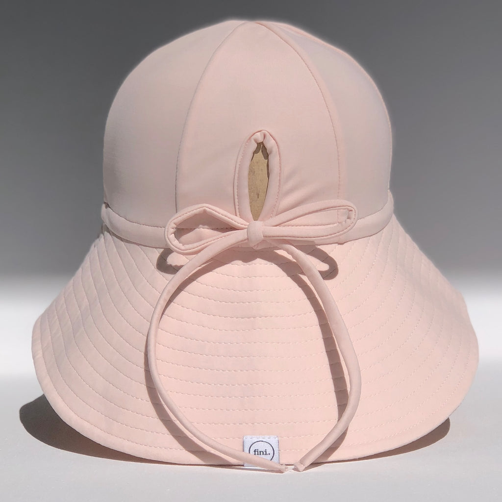 Swim Floppy Hat | Pale Pink
