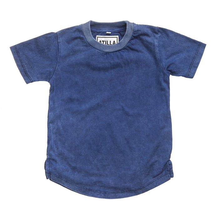 Cubs Scoop Tee | Vintage Navy