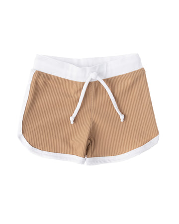 Cubs Swim Shorts | Tan