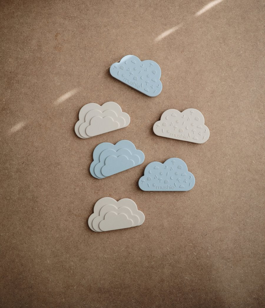 Silicone Cloud Teether | Cloud