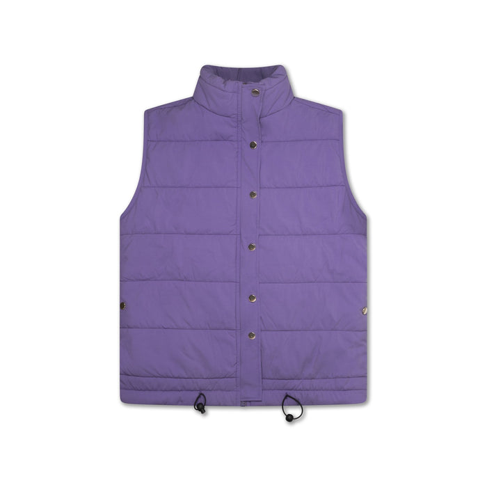 Body Warmer | Grey Lavender