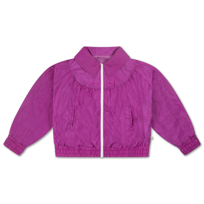 Sporty Jacket | Fuchsia Pink