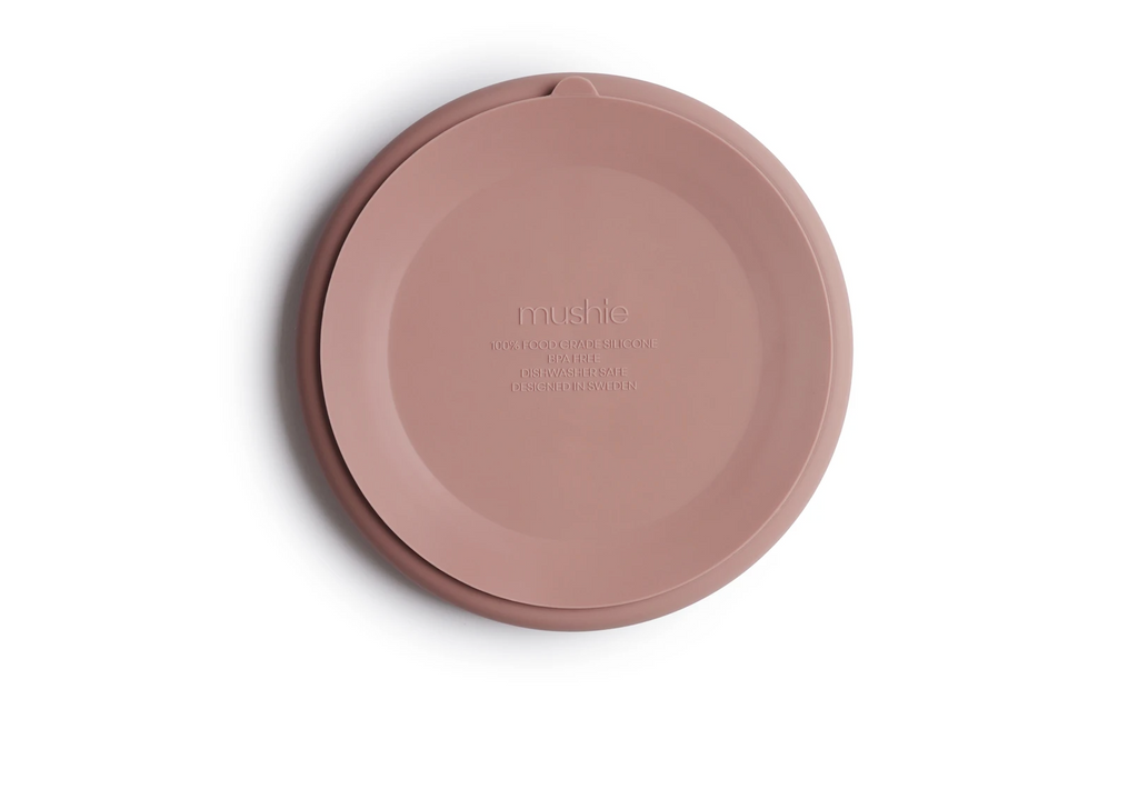 Silicone Suction Plate | Blush