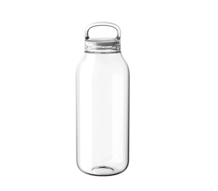 Water Bottle 500ML | Clear