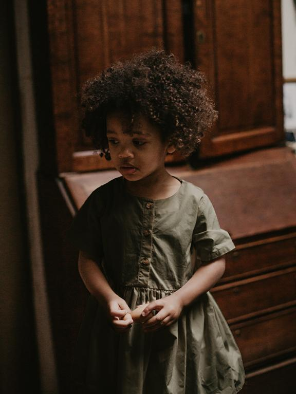 The Simple Dress | Olive