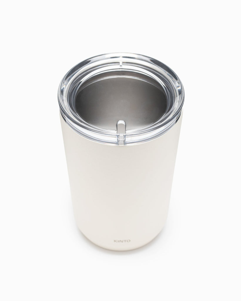 Coffee Tumbler | White
