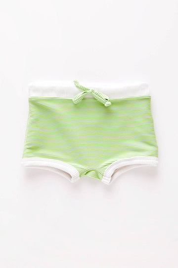 Mini Band Shorts | Marine