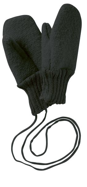 Wool Gloves | Anthracite