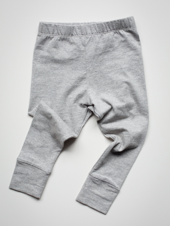 The Everyday Legging | Grey Melange