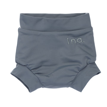 Lumi Shorts Swim Nappy | Mineral