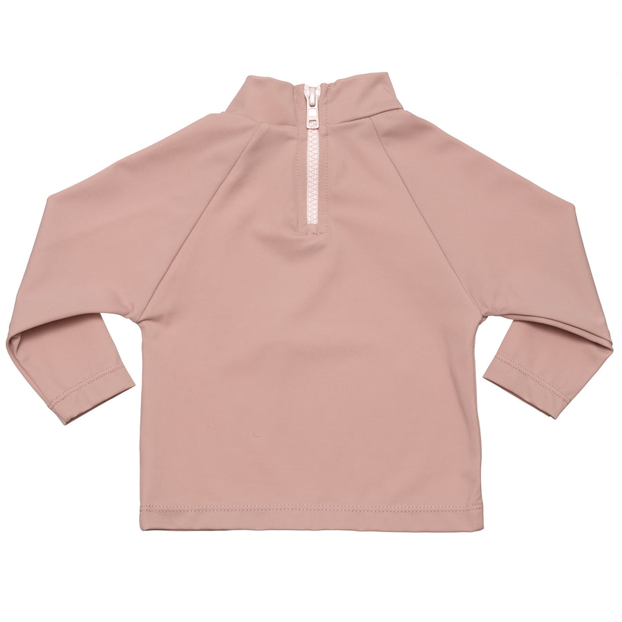 Nella Rash Shirt | Blush
