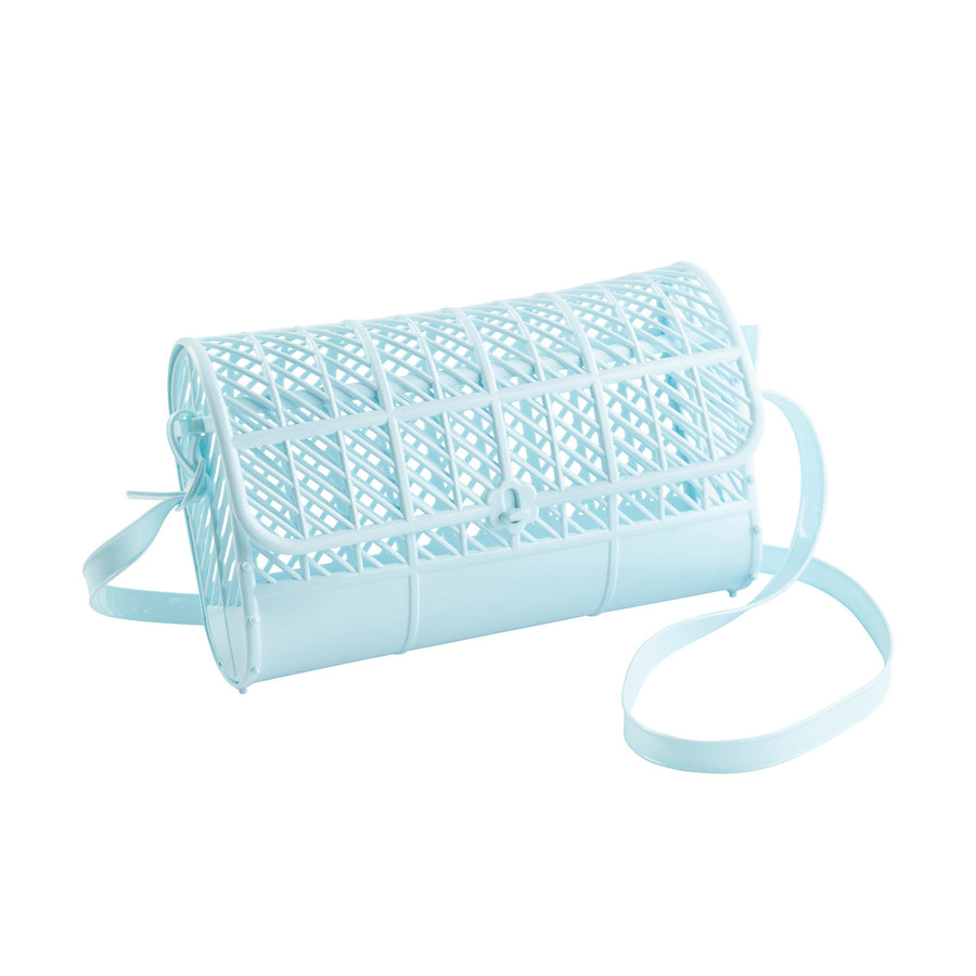Jelly Purse | Blue