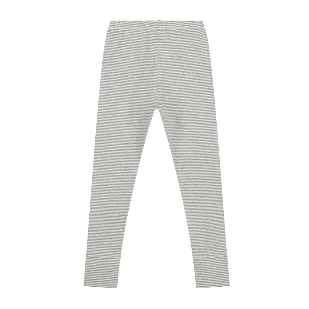 Leggings | Grey/Cream