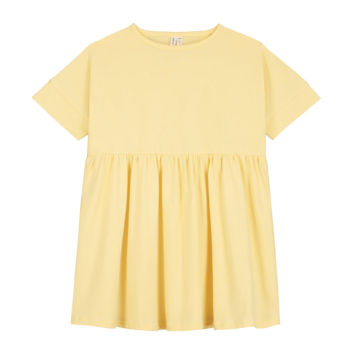 Loose Fit Dress | Mellow Yellow