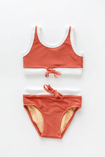 Mini Band Bikini | Plum
