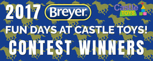 2017 Breyer Fun Days! Contest Winners!
