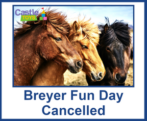 23rd Annual Breyer Fun Day Cancelled