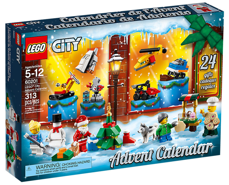 LEGO and SCHLEICH Advent Calendars