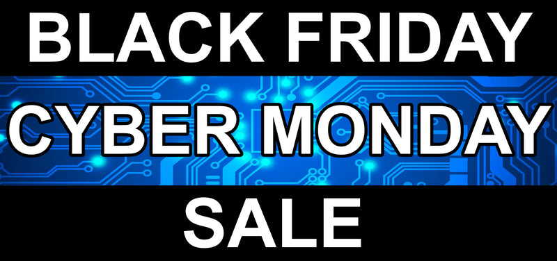 Black Friday to Cyber Monday Sale